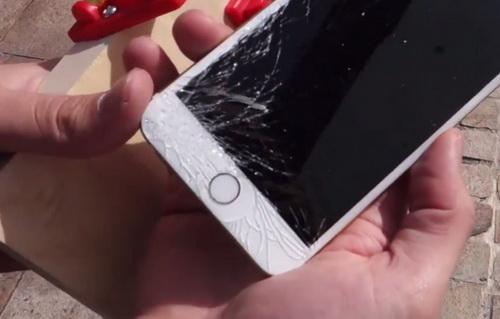 Замена стекла Айфон 6
