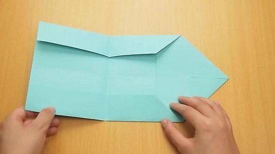 конверт из листа а4 без клея