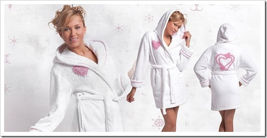 Халаты для ванной