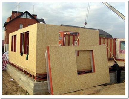 Применение СИП-панелей: частный случай каркасного строительства