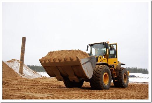 Строительный песок: какой лучше?