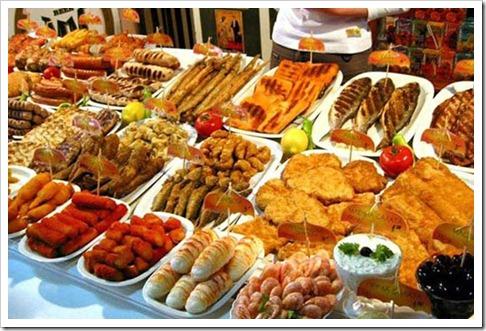 Чем привлекательная северо-кавказская кухня?