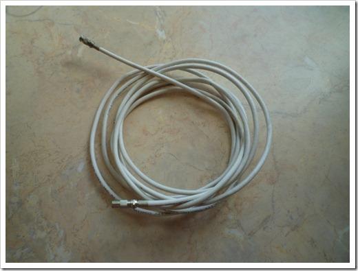 Применение коаксиального кабеля