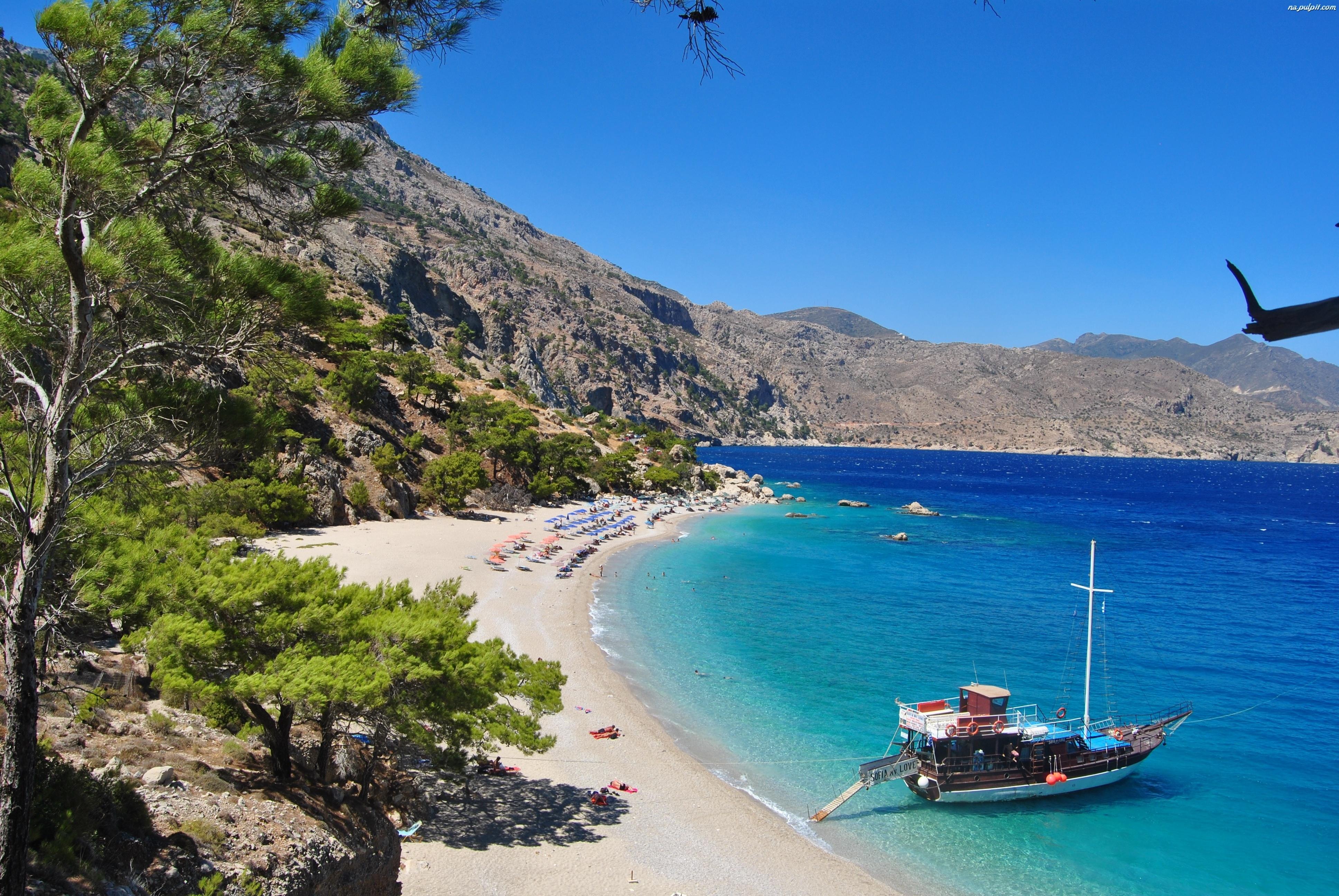 Когда в Греции сезон отдыха