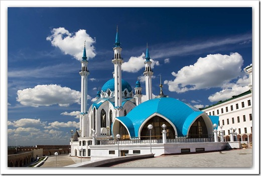 Посещение музеев Казани