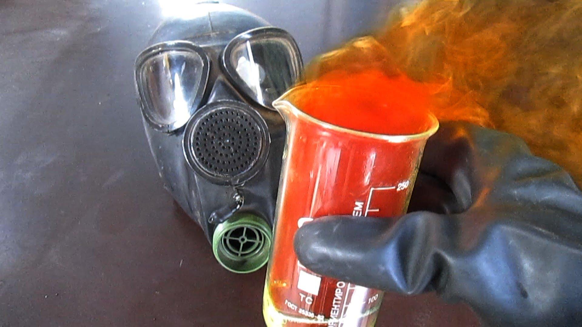 Химические характеристики
