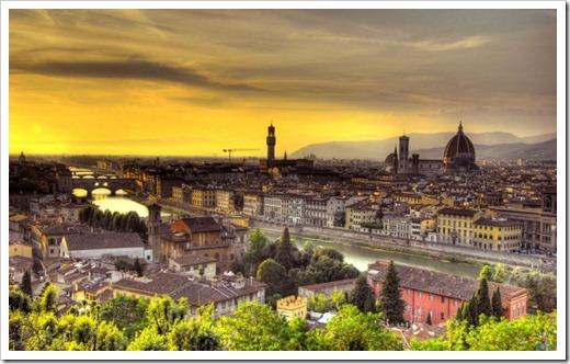 Путь из Римни в Рим