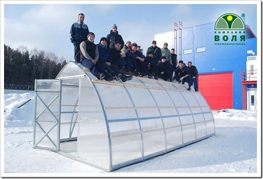Снеговая нагрузка – различные области страны