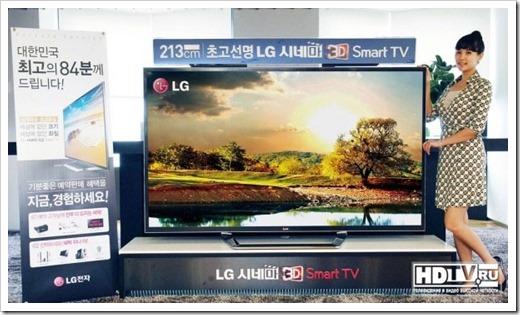 Покупка 4К телевизора