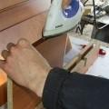 Обработка торцов ДСП