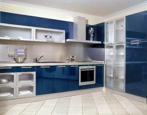 Как самому собрать кухню