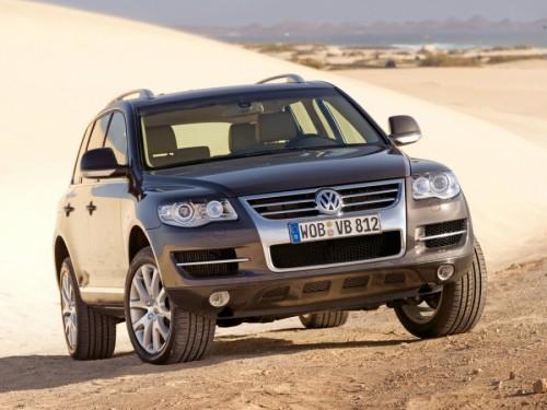 Характеристики Volkswagen Touareg