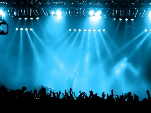 Как получить прибыль с концерта