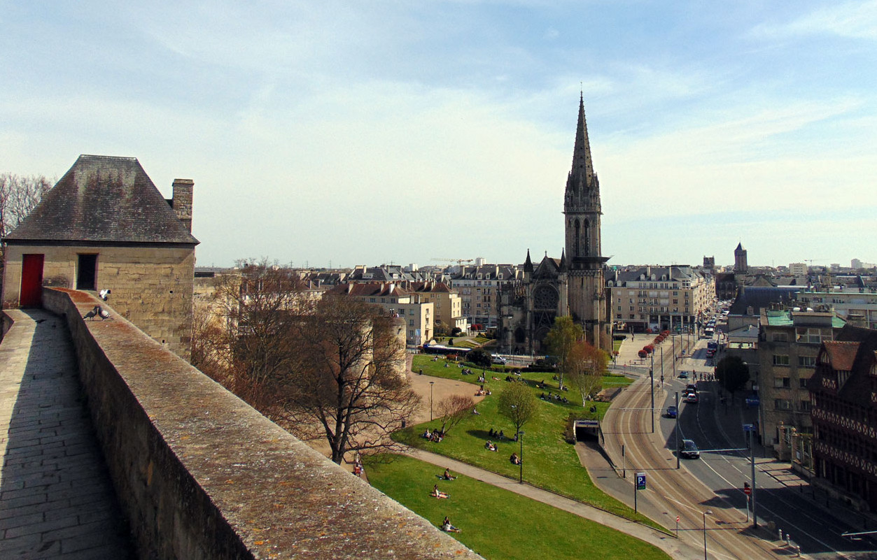Как добраться до Нормандии из Парижа