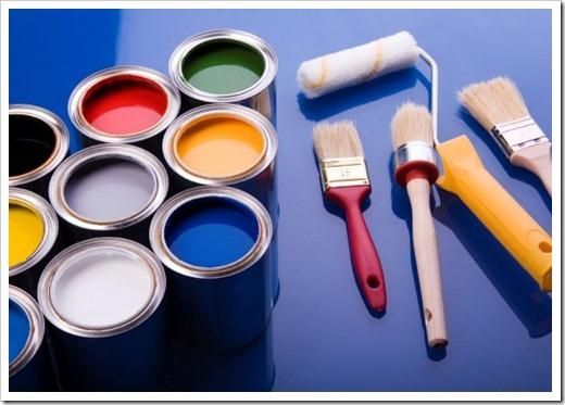 Покупка лакокрасочных материалов