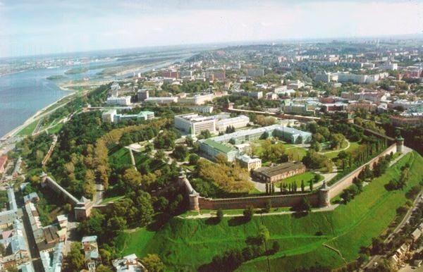 Что можно посмотреть в Нижнем Новгороде