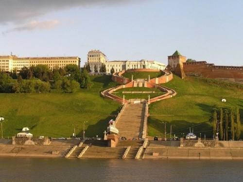 Путешествие по Нижнему Новгороду