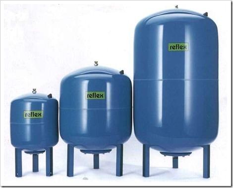 Гидроаккумуляторы – баки для водоснабжения