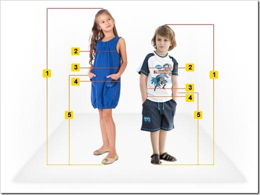 Таблица размеров и как ими пользоваться?