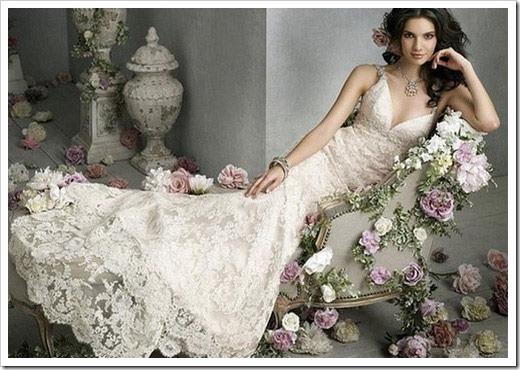 Кружевное платье для любого типа фигуры