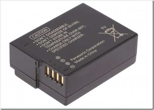 Выбор и покупка аккумулятора Panasonic dmw-blc12e