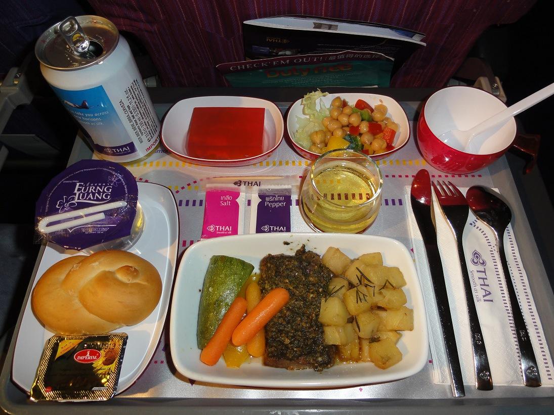 Что взять в самолет из еды