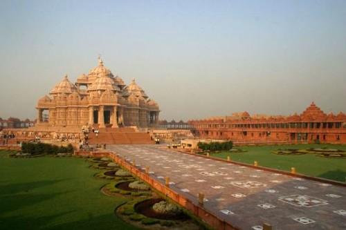 Храм в Дели