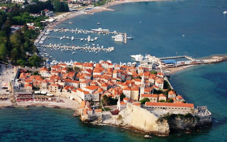 Преимущества отдыха в Черногории