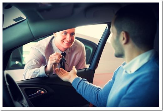 Машина напрокат: преимущества