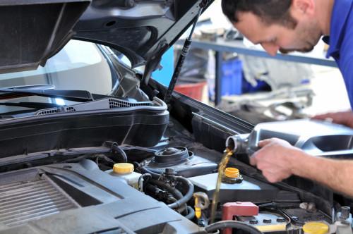 Виды техобслуживания автомобилей