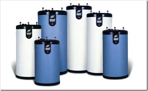Устройства для нагрева воды