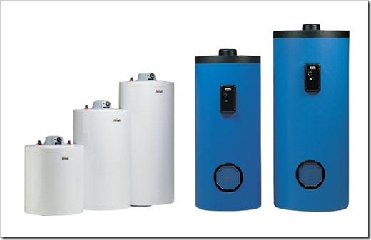 Основной принцип работы электрических водонагревателей