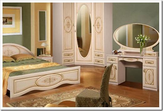 Туалетные столики с зеркалом