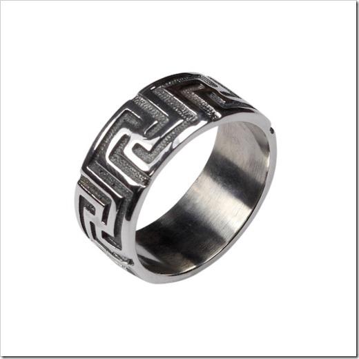 Тематика серебряного кольца