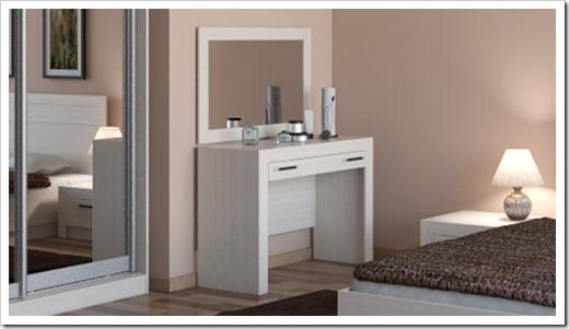 Выбор туалетного столика с зеркалом