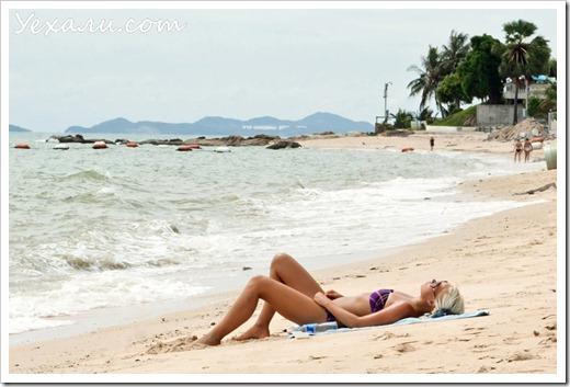 Стоит ли отдыхать на центральном пляже Паттайи?