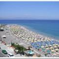 Наиболее популярные пляжи Родоса