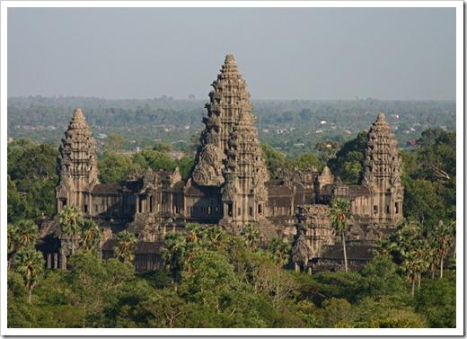 Преимущества отдыха в Камбодже