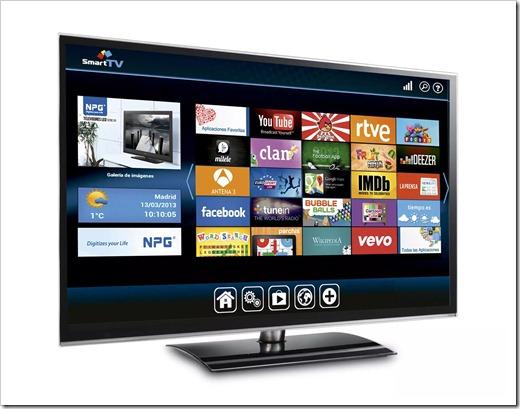 Смарт-телевизоры, привязанные к стране