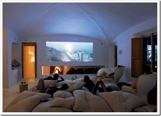 Как организовать дома кинотеатр