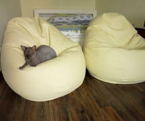 мягкое кресло-мешок