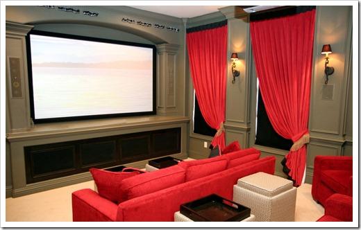 Особенности установления домашнего кинотеатра