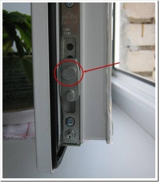 Как проверить режим пластикового окна?