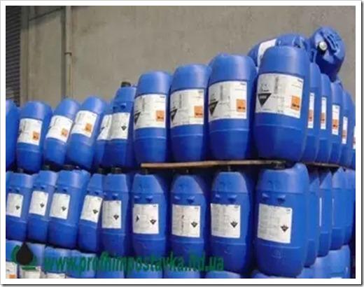 Методы синтезирования кислоты