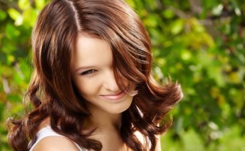 окрашивание волос корой дуба