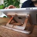 самодельная подставка для планшета