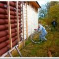 Материалы, которые используются для утепления стен