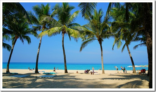 Патонг и Карон: названия пляжей на слуху
