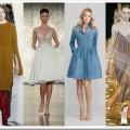 Модные платья в весенне-летнем сезоне 2017