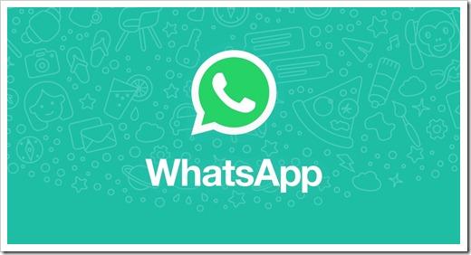 Скачка WhatsApp из магазинов